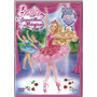 Dvd Barbie E As Sapatilhas Mágicas Novo/orig/lacrado