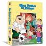 Dvd Uma Familia Da Pesada 8 Temporada Lacrada , Dri Vendas
