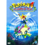 Dvd Pokemon 4 - Viajantes Do Tempo (semi Novo)