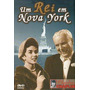 Dvd Um Rei Em Nova York - Charles Chaplin - Frete Grátis