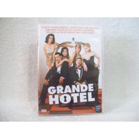 Dvd Original Grande Hotel- Com Madonna