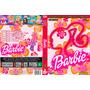 Coleção Exclusiva Filmes Barbie Com 6 Dvds Dublados Volume 4