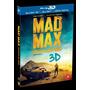 Blu-ray 3d + 2d - Mad Max: Estrada Da Fúria
