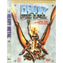 Dvd Heavy Metal : Universo Em Fantasia (raro E Com Encarte)