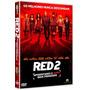 Dvd Original Red 2 - Aposentados E Ainda Mais Perigosos