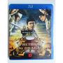 Blu-ray 3d - O Retorno Do Dragão A Cidade Perdida - Jet Li