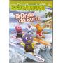 Dvd Backyardigans - A Onda Do Surf - Novo***