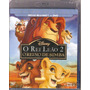 Blu - Ray + Dvd O Rei Leão 2 - O Reino De Simba - Novo***