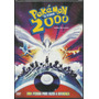 Dvd - Pokémon O Filme 2000 - Lacrado