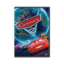 Dvd Carros 2 Disney Original