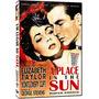 Dvd Um Lugar Ao Sol ( Elizabeth Taylor ) Dublado
