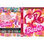 Coleção Exclusica Barbie Com 6 Dvds Dublados Volume 4