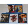 Blu-ray Lote C/5 Filmes 300 Megamind Infiltrados 88 Minutos