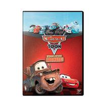Box Dvd Coleção Carros Grandes Histórias Do Mate Disney