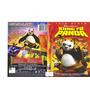 Dvd Kung Fu Panda, Jack Black - Animação Infantil - Original