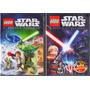 Dvd Lego Star Wars Lote C/ 3 Títulos Original Lacrado