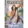 Dvd Pocahontas Spot Filmes 1997 Original Semi Novo