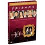 Dvd Lacrado Friends Decima Temporada Completa 4 Dvd