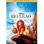 Dvd O Rei Leão Vol. 1 - Desenho / Disney (932771)