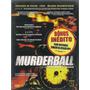 Dvd Murderball Paixão & Glória - Atletas Rugby Paraplégicos
