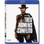 Três Homens Em Conflito - Blu-ray Lacrado - Clint Eastwood