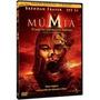 Dvd Original A Múmia - Tumba Do Imperador Dragão (dvd Duplo)