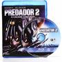 Blu-ray Predador 2: A Caçada Continua - Dublado - Hd Lacrado