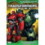 Dvd - Transformers Prime - 1ª Temporada - Vol 4