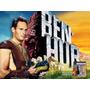 Ben Hur Dublado Dvd Ediçao Especial 4 Dvds + Frente Gratis