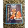 Blu-ray - A Dama E O Vagabundo - Edição Diamante - Lacrado