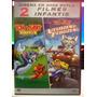 Dvd Dual (2 Filmes) Tom E Jerry: O Filme + Velozes E Ferozes