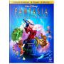 Dvd Fantasia + Fantasia 2000 - Duplo Disney - Novo, Original