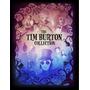 Tim Burton Collection Blu-ray 8 Discos Edição Luxo Com Livro