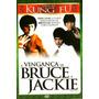 Dvd A Vingança De Bruce Lee E Jackye Chan-original!!