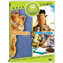 Dvd Garfield, O Filme & A Era Do Gelo - Original 2 Em 1