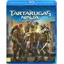 Blu-ray - As Tartarugas Ninja (novo)