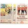 Os Tres Mosqueteiros - Hanna Barbera - Raro