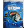 Procurando Nemo Animação Dvd Duplo Novo Original Lacrado