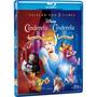 Blu Ray Cinderela 2 E 3 Col Com 2 Filmes Disney Novo Lacrado