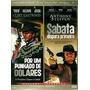 Dvd - Por Um Punhado De Dolares / Sabata - Anthony Steffen