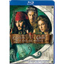 Blu-ray Piratas Do Caribe: O Bau Da Morte