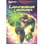 Dvd- Lanterna Verde - Primeiro Vôo * Filme Animado Original