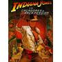 Dvd Indiana Jones E Os Caçadores Da Arca Perdida (com Luva)