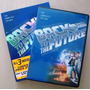 B2732 Back To The Future - Trilogia Completa Original Com I