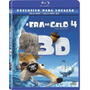 A Era Do Gelo 4 Blu-ray 3d Novo Lacrado Frete Gratis