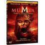 Dvd Múmia - Tumba Do Imperador Dragão (duplo) (semi Novo)
