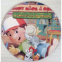 8 Dvds - Bubble Guppies E Manny Mão A Obra