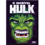 Dvd O Incrível Hulk - Novo***
