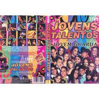 Dvd Lacrado Jovens Talentos 40 Anos De Jovem Guarda