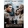 Dvd Diamante De Sangue Original Semi-novo